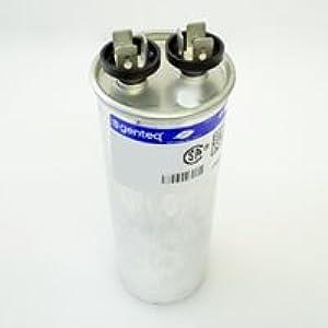 Capacitor 50 5 Mfd 370 Vac Round Onetrip Parts