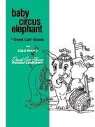 Baby Circus Elephant Sheet