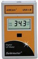 UV Intensity Meter (UVA + UVB)