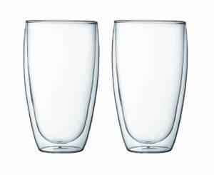 ZIMEI Novità di tazze di vetro isolante doppio creativo espresso tazze ispessito a forma di uovo in vetro borosilicato tazze 450ml , 6 set