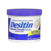 Desitin Desitin Maximum Strength Original Baby Diaper Rash Ointment, 16 oz (Pack of 3)