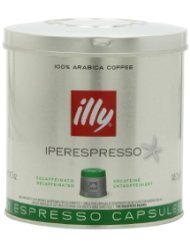 Choose illy iperEspresso Capsules Decaf Coffee, 5-Ounce, 21-Count Capsules by Naruekrit by Naruekrit