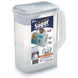 """Bag in Sugar Dispenser (Clear) (10""""H x 9""""W x 5""""D)"""
