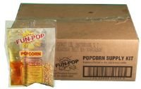 Gold Medal Fun-pop Popcorn Kit (Net weight 5.5 oz.) - 36 pk. from GOLD MEDAL PRODUCTS CO