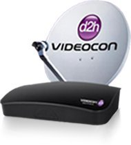 Videocon digital set top box activation kit (All India) (New Gold Sports 1 year subscription)