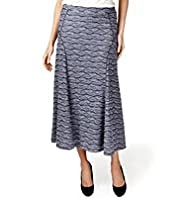 Per Una Textured Long Skirt