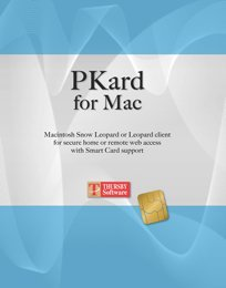 PKard for Mac v1.0 single license