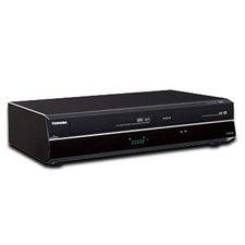 New Toshiba Dvd Recorder Vcr Combo Built-In Digital Tuner Bidirectional Dubbing Progressive Scan