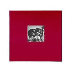 Geneva Guestbook (Red)
