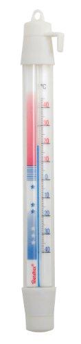 Metaltex 298040 Thermomètre de Congélateur Plastique Multicolore 28 x 18 x 18 cm