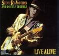 LIVE ALIVE by VAUGHAN STEVIE RAY
