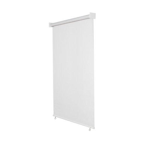 JAROLIFT Tende da sole a rullo per esterno / Tende verticale, (larg.x lung.) 180 x 230 cm bianco