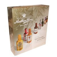 Anthon Berg Dark Chocolate Liqueurs with Original Spirits - 64 pcs. Gift Box (2.2 lbs) have a problem Contact 24 hour service Thank You