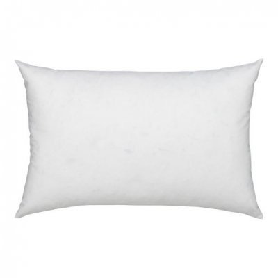 """Set Of 2 - 12 X 16""""- 95% Feather 5% Down Pillow Insert - Exclusively By Blowout Bedding front-961099"""