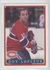 Guy Lafleur Montreal Canadiens (Hockey Card) 1993 O-Pee-Chee Montreal Canadiens Hockey Fest [???] #57