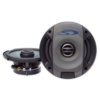 Alpine Sps-600 - Car Speaker - 80 Watt - 2-Way - Coaxial - 6.5""