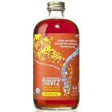 Flavrz Organic Drink Mix Concentrate- Tropical