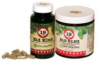 Silver Lining Blood Klenz Powder - 4 Oz