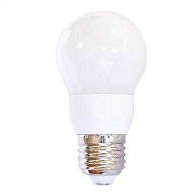 Rayshop - E27 5.0W 44X3014Smd 400Lm 4000-4500K Natural White Light Led Ball Bulb
