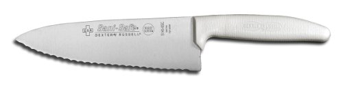 """1 Piece Dexter-Russell 6"""" Scalloped Cook Knife Sofgrip Professional New"""
