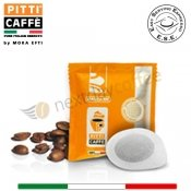 Pitti Caffe 100% Arabica Coffee Pods (100 pods)