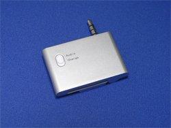 ブライトンネット 2ND IPOD SHUFFLE専用30PIN変換アダプタ BI-2SHCH
