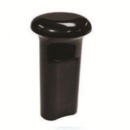 Omega VRT Plunger Pusher Tamper Replacement Stick Black VRT330 VRT350 350 400 VERT Vertical Masticating Juicer VRT352 (Omega Juicer Pusher compare prices)