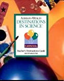 img - for Addison-Wesley Destinations in Science, Carnival, Pushes and Pulls, Unit D (Student Edition) book / textbook / text book