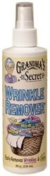 Grandma's Secret Grandma's Secret Wrinkle Remover 8 Ounces GS3001; 6 Items/Order