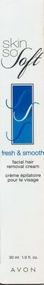 Cheapest Skin So Soft Facial Hair Removal Cream from avon - Free Shipping Available