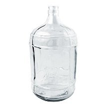 Five Gallon Glass Carboy