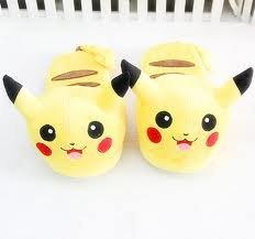 POKEMON PIKACHU SLIPPERS Over 150 Cheap Gifts For Him - The 2015 Gift Guide