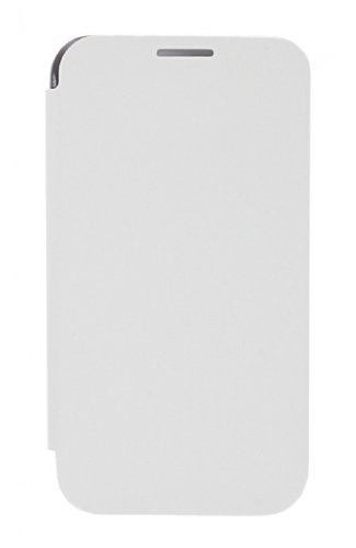 Flip Covers For Micromax Canvas-2 / A 110 S9081B Color : White