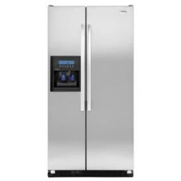 Whirlpool : GC3SHAXVS 36 23.1 cu. ft. Counter-Depth Side by Side Refrigerator - Stainless Steel