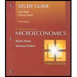 Study Guide for Foundations of Macroeconomics plus MyEconLab plus eBook 1-semester Student Access Kit
