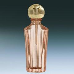 ヤマダアトマイザー パフュームボトル 小ビン 60631 ローマ ピンク1 ゴールド 約1.5ml