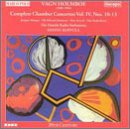 Holmboe - Complete Chamber Concertos, Vol 4 from Marco Polo