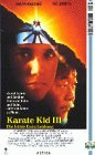 The Karate Kid, Part III [VHS]