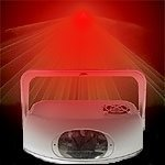 Red Cyclops Laser Light Show Projector
