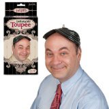 Accoutrements Inflatable Toupee