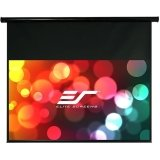 "Elite Screens Starling Series 135""(16:9)-(66.2""X117.7"") Electric/Motorized Projection Screen With Ir/Rf Remotes, 3-Way In-Line Switch Box, Wall/Ceiling Mountable, Maxwhite Fiber Glass Material-Elite-St135Xwh-E6"