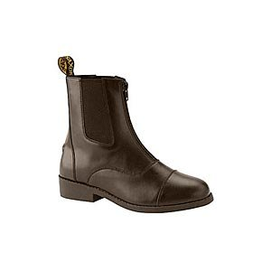 <乗馬 馬用品/馬具=''>Equestrian AW front JP JP boots uk7 Brown</乗馬>