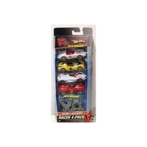 Hot Wheels Speed Racer 4-Pack