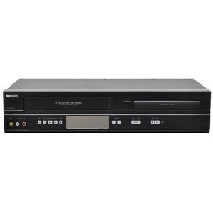Philips DVP3345VB DVD Player/VCR (DVP3345VB/F7) -