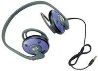 JVC HAB10BU Rearband lightweight headphones