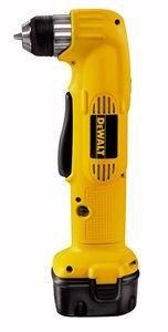 Dewalt 3/8 inch Right Angle Cordless Drill Kit - 12 Volt