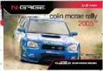Video Games - Colin McRae Rally 2005
