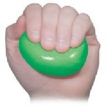 Therapy Putty Green Medium - Latex Free 1 lb.