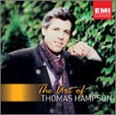 トーマス・ハンプソンの魅力