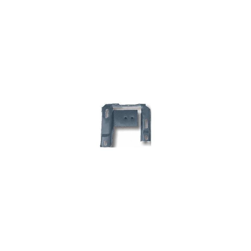 99 00 FORD RANGER FRONT BUMPER BRACKET RH (PASSENGER SIDE) TRUCK, REINFORCEMENT (1999 99 2000 00) F013123 XL5Z17859AA